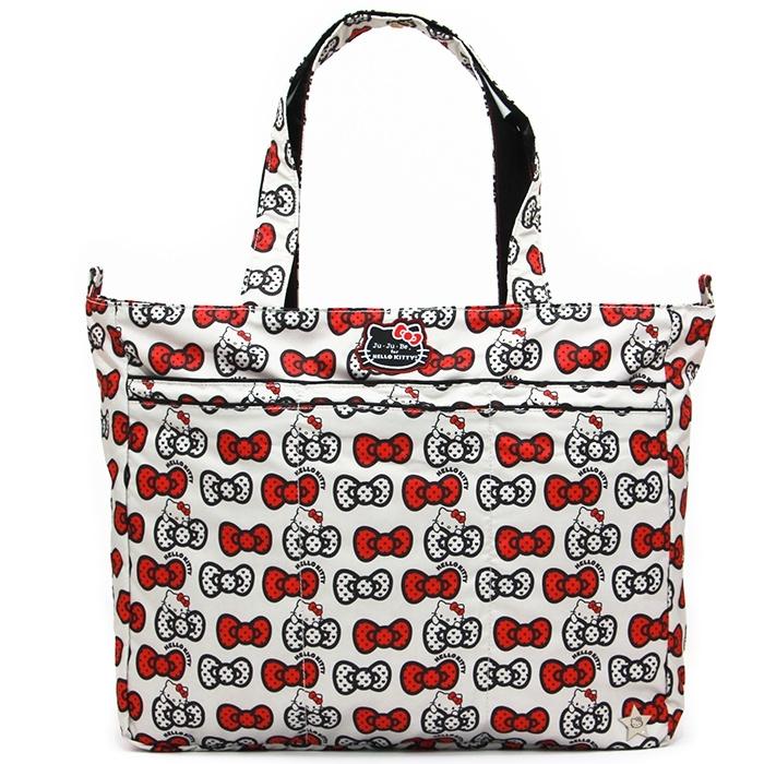 Сумка для мамы Ju-Ju-Be Super Be Hello Kitty Peek A Bow