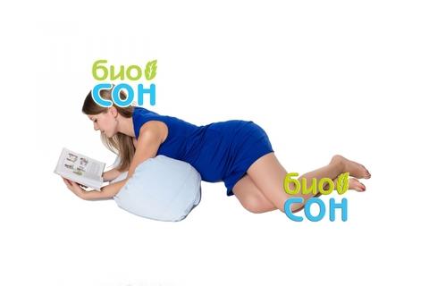 Подушка для беременных и кормящих мам+Наволочка «БиоСон» I 170х30