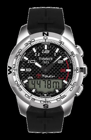 Купить Наручные часы Tissot Touch Collection T047.420.47.207.00 по доступной цене