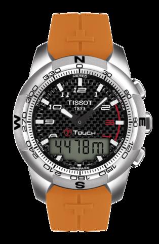Купить Наручные часы Tissot Touch Collection T047.420.47.207.01 по доступной цене