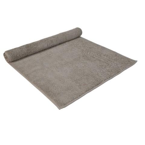 Элитный коврик для ванной Chester светло-коричневый от Casual Avenue