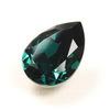 4320 Ювелирные стразы Сваровски Капля Emerald (18х13 мм) ()