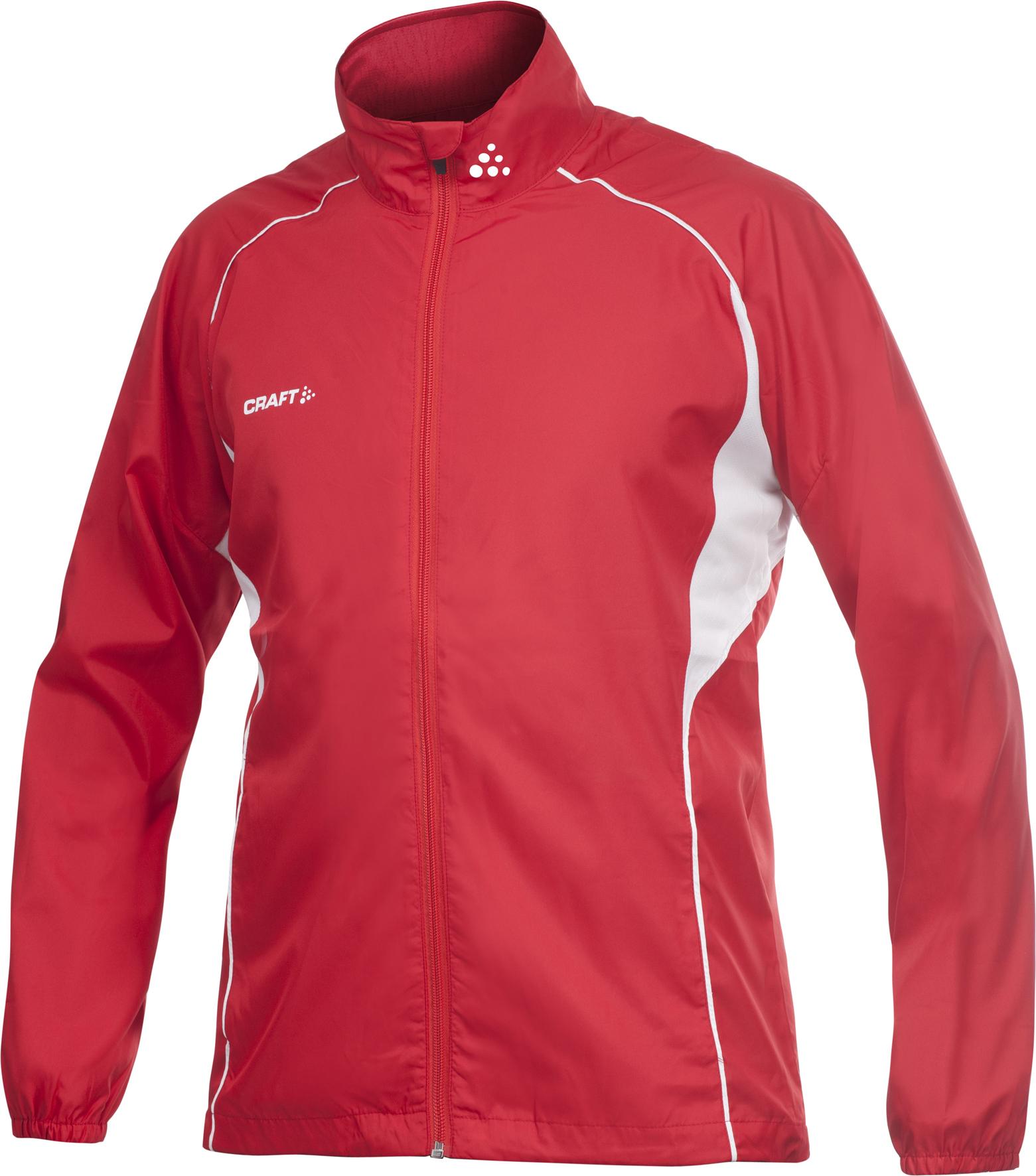 Мужская куртка Craft Track and Field красная (1901239-2430)