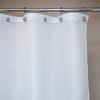 Элитная шторка для ванной 240х200 Cairo Blance + Liso White от Arti-Deco
