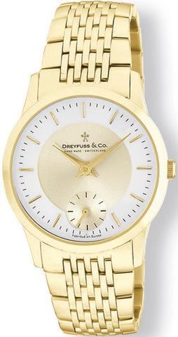 Купить Наручные часы Dreyfuss DGB00002/03 по доступной цене