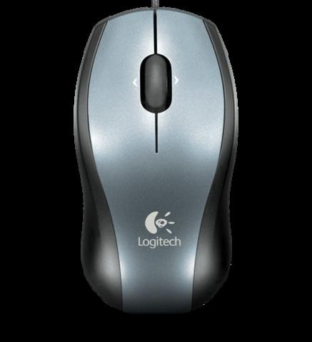 LOGITECH V100 Optical Mouse for Notebooks