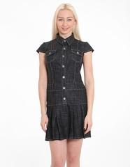 0709 платье черное