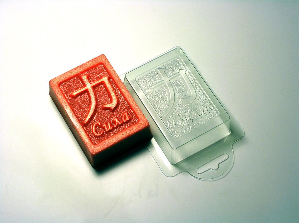 Иероглиф Сила форма для мыла