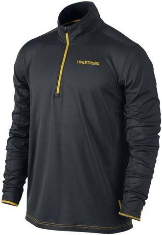 Футболка Nike Grid 1/2 Zip Top /Рубашка беговая