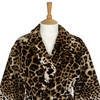 Элитный халат-кимоно сатиновый Bravo коричневый от Roberto Cavalli