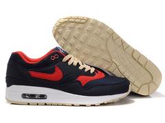 Кроссовки мужские Nike Air Max 87 Dark Blue Red