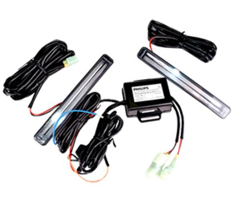 Дневные ходовые огни Philips LED DayLightGuide 12825WLEDX1