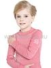 Комплект термобелья из шерсти мериноса Norveg Soft Red Melange детский