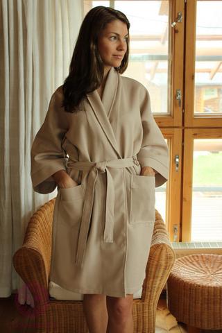 Элитный халат Palma от Devilla
