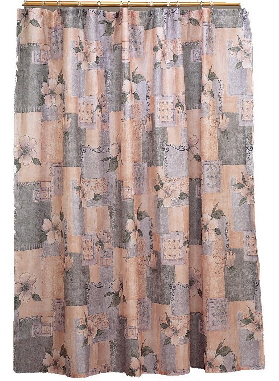 Шторки Шторка для ванной 178x183 Carnation Home Fashions Magnolia elitnaya-shtorka-dlya-vannoy-magnolia-ot-carnation-home-fashions-ssha-kitay.jpg