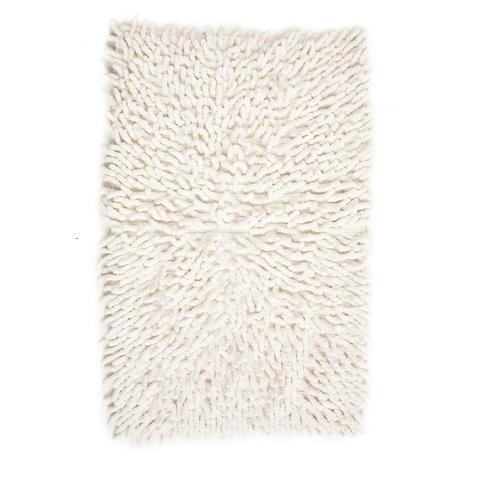 Элитный коврик для ванной Basics White от Kassatex