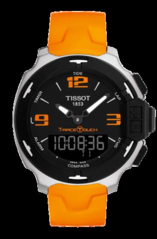 Купить Наручные часы Tissot Touch Collection T081.420.17.057.02 по доступной цене