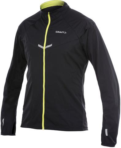 Куртка для бега мужская Craft Elite Run Light