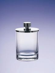 Емкость для косметики малая Windisch 881241CR Plain Crystal