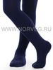 Колготки из шерсти мериноса Norveg Soft Merino Wool Dark Blue детские