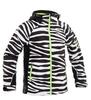 Куртка 8848 Altitude ROSALEE подростковая ZEBRA BLACK