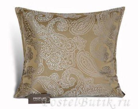 Элитная подушка декоративная Rondo taupe от Proflax