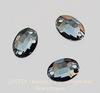 3210 Пришивные стразы Сваровски Crystal Silver Night (10х7 мм) (45)