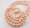 5810 Хрустальный жемчуг Сваровски Crystal Rose Peach круглый 6 мм, 5 штук