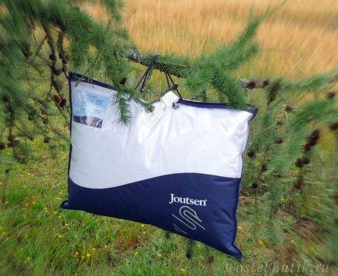 Элитная подушка пуховая Triplus Petit от Joutsen