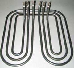 Комплект из трех тэнов для конфорки 30х30 см для электроплит АБАТ