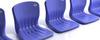 Кресло пластиковое стадионное (тип 2)