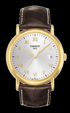 Купить Наручные часы Tissot T-Gold T907.410.16.033.00 по доступной цене