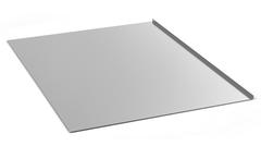 Лист предтопочный  ТМФ-Термофор 700х500, 0,8мм, нерж
