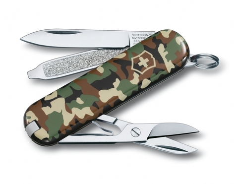 Нож брелок Classic Camouflage Victorinox (0.6223.94)