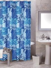Элитная шторка для ванной Laura от Carnation Home Fashions