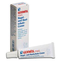 Защитный крем для ногтей и кожи Nagel und hautschutz creme