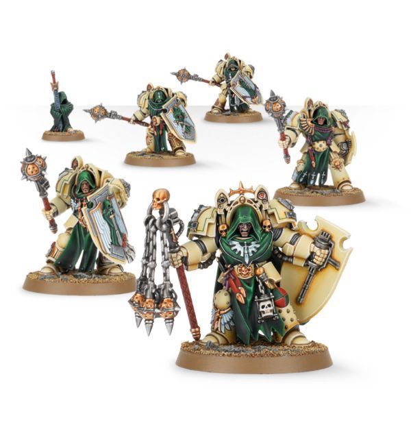 Dark Vengeance Expansion Set: Dark Angels