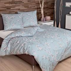 Постельное белье 1.5 спальное Janine Messina 4746 morgenblau