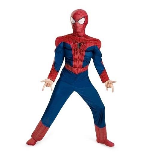 Человек паук чужой костюм