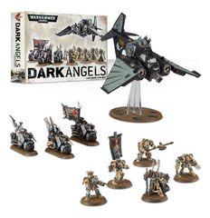 Dark Vengeance Expansion Set: Dark Angels