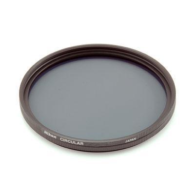 Поляризационный фильтр Nikon CPL 62mm (циркулярный светофильтр circular polarizer для объектива Никон c резбой 62 мм)