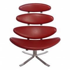 кресло corona style  ( кожа)