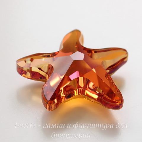 6721 Подвеска Сваровски Морская Звезда Crystal Astral Pink (16 мм) ()