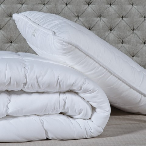 Элитное одеяло силиконовое 195х215 Deluxe от Casual Avenue
