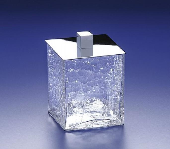 Емкость для косметики 88129CR Cracked Crystal от Windisch