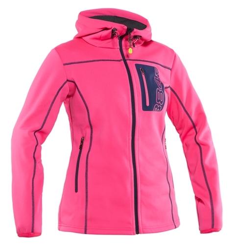 Женская толстовка 8848 Altitude ALYSSA cerise (676846) розовая