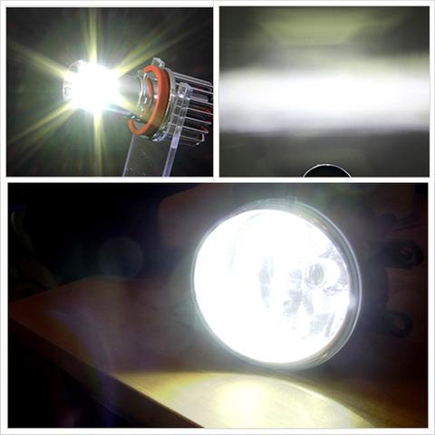 Светодиодные лампы MTF Light H27(880, 881) 4500K