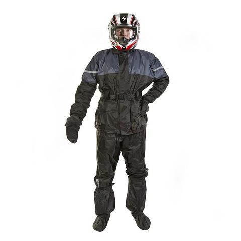 Мотодождевик - PROUD TO RIDE 3 (куртка+брюки+бахилы+перчатки)