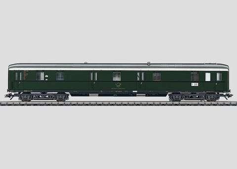49962 Marklin Багажный вагон со звуком