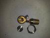 Регулировочный клапан угловой 1/2 на обратную подводку фирмы COMAP 2428